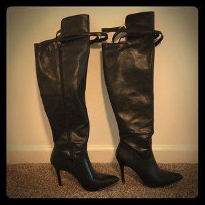 Altuzarra over the knee leather boots